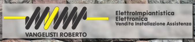 Nuovo Sito Aziendale Vangelisti Roberto snc