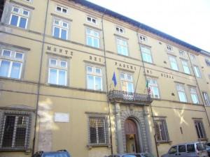 MPS Piazza Bernardini Lucca