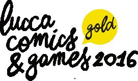 Lucca Comics 2016