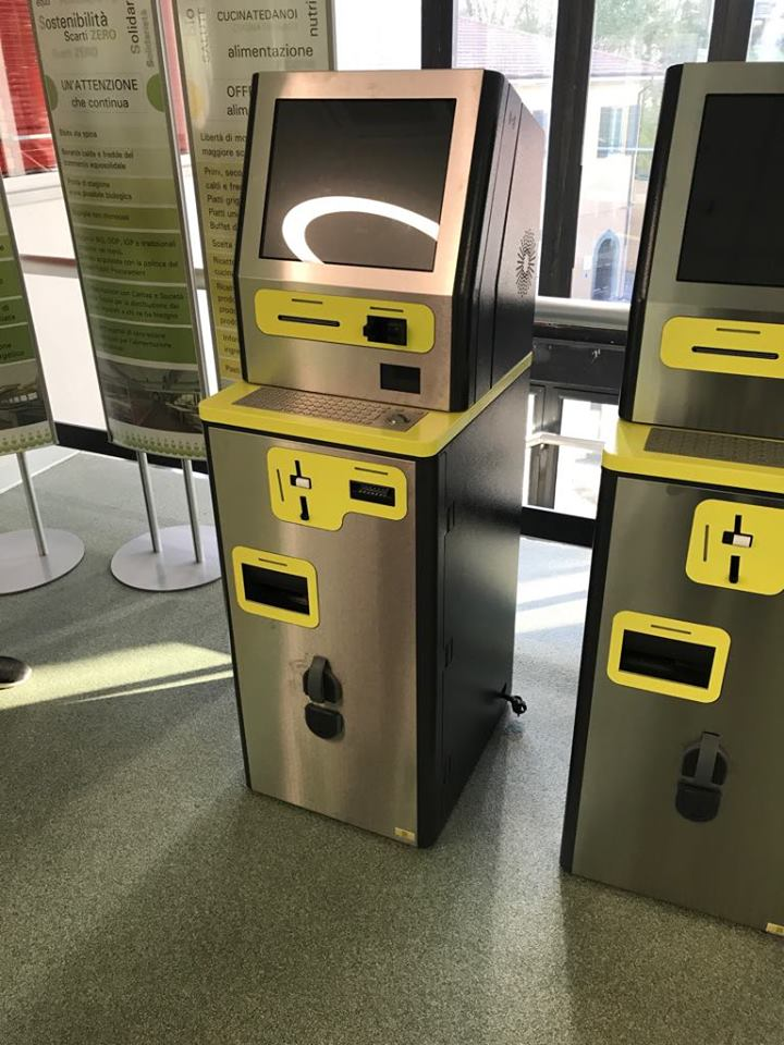 Installazione nuovi monetometri per Università di Pisa